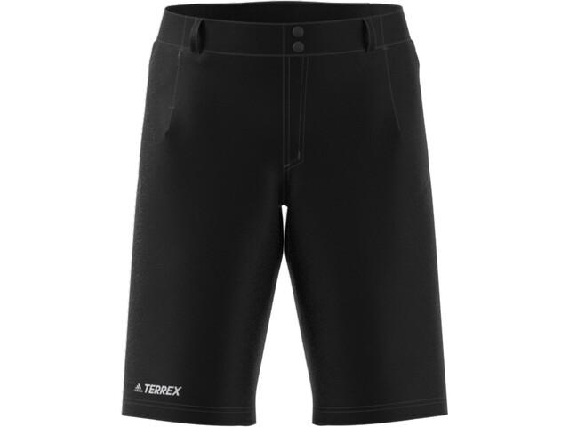 adidas Five Ten Trailcross Shorts Heren, black